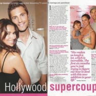 Eric Winter Roselyn Sanchez Interview Page 01