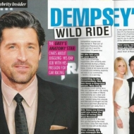 Patrick Dempsey's Wild Ride