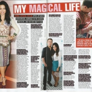 Jenna Dewan Tatum TV Soap Magazine
