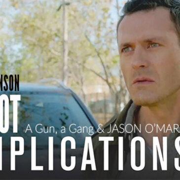 Jason O'Mara's got Complications </br>Dish Magazine