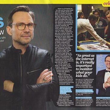 Bad Boys Can Mellow  – Christian Slater </br>TV Soap