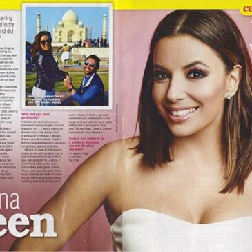 Latina Queen -Interview with Telenovela Star & Producer Eva Longoria