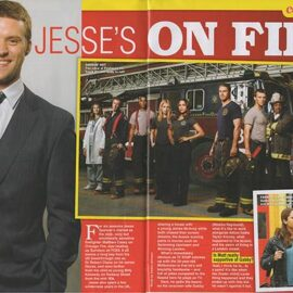 Jesse&#8217;s on Fire</br>Jesse Spencer TV Soap